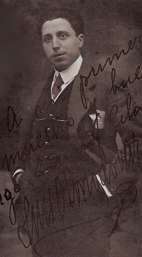 SPANISH BARITONE LUIS ALMODOVAR (1888-1961) CD