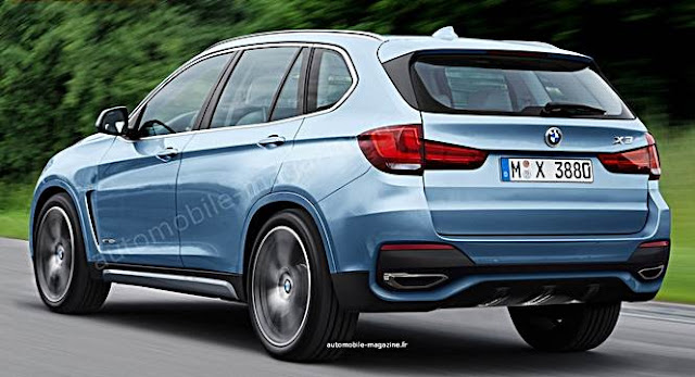 2017 bmw x3 rendering auto bmw review. Black Bedroom Furniture Sets. Home Design Ideas