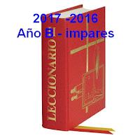 Leccionario 2017 -2018
