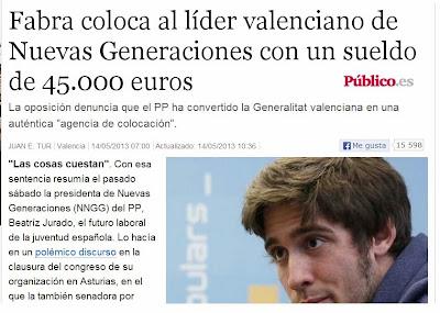 despilfarro pp comunidad valenciana nngg
