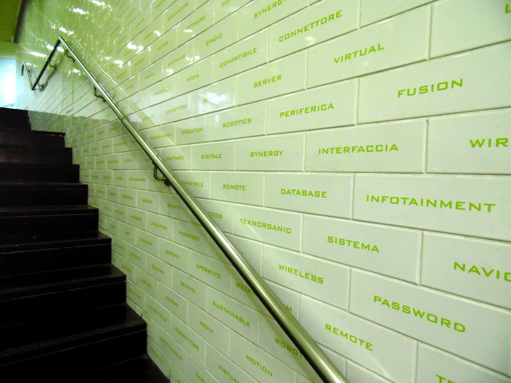 photo of Napoli Metro Station  by Andie Gilmour
