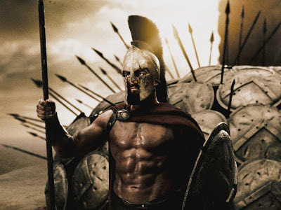 Gli Spartani - gli uomini giganti e forti della stirpe illirica