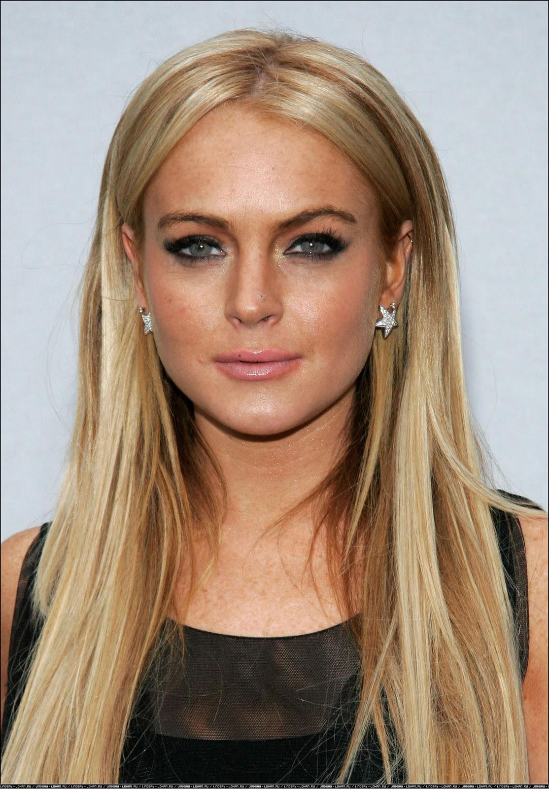 lindsey lohan hair styles