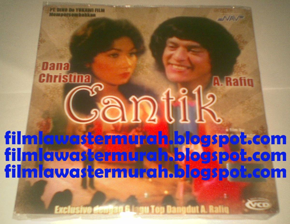 A Rafiq - Cantik (1980) - Film lawas termurah