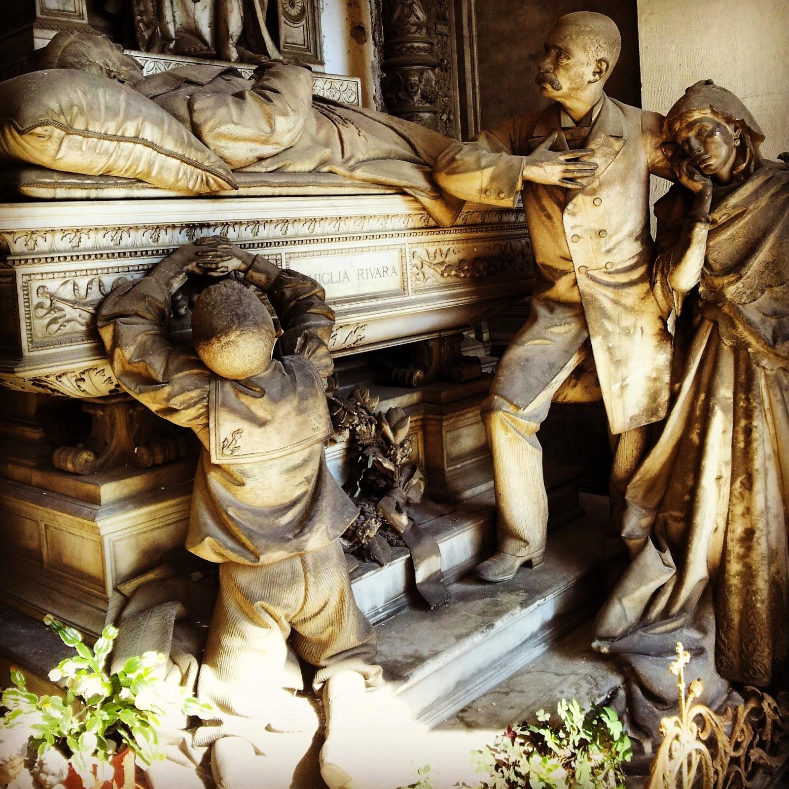 Cimitero di Staglieno, Genova
