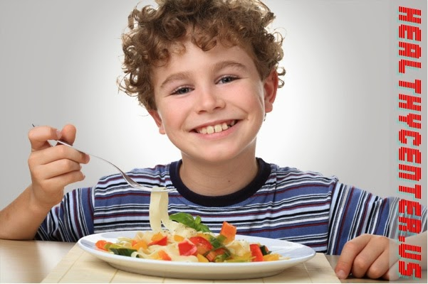 The Healthy Diet For Your Kids