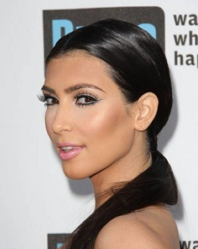 Modelings Makeup Tips Kim Kardashian