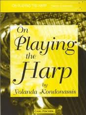 Playing the Harp by Yolanda Kondonassis at amazon.com