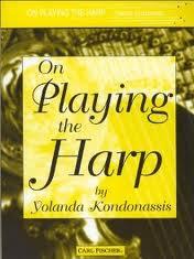 Playing the Harp by Yolanda Kondonassis at amazon.com