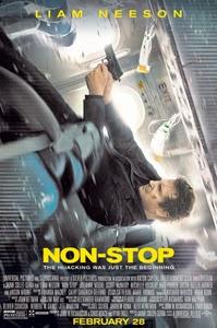 Poster original de Non-Stop (Sin escalas)