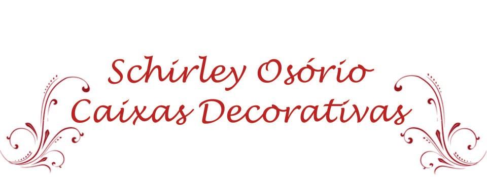 Schirley Osório Caixas Decorativas