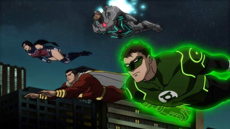 Justice League: War - DC Universe Animated Original Movies