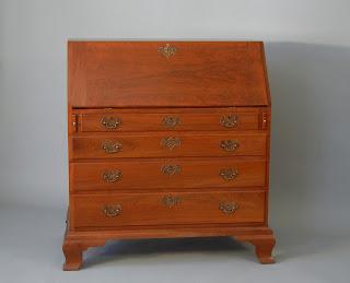 18th Century Reproduction Desk