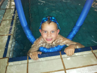 homeschool swimming lessons
