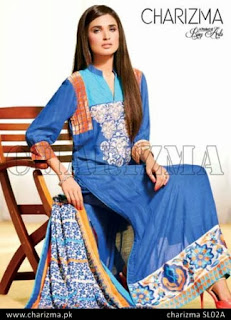 Charizma stitched stylish dresses