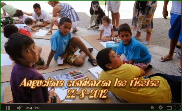 Fiestas de agosto 2012
