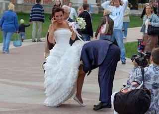 funny Bride image