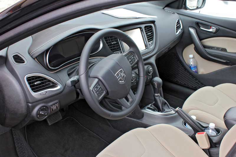 Driving The 2013 Dodge Dart Subcompact Culture The Small Car Blog
