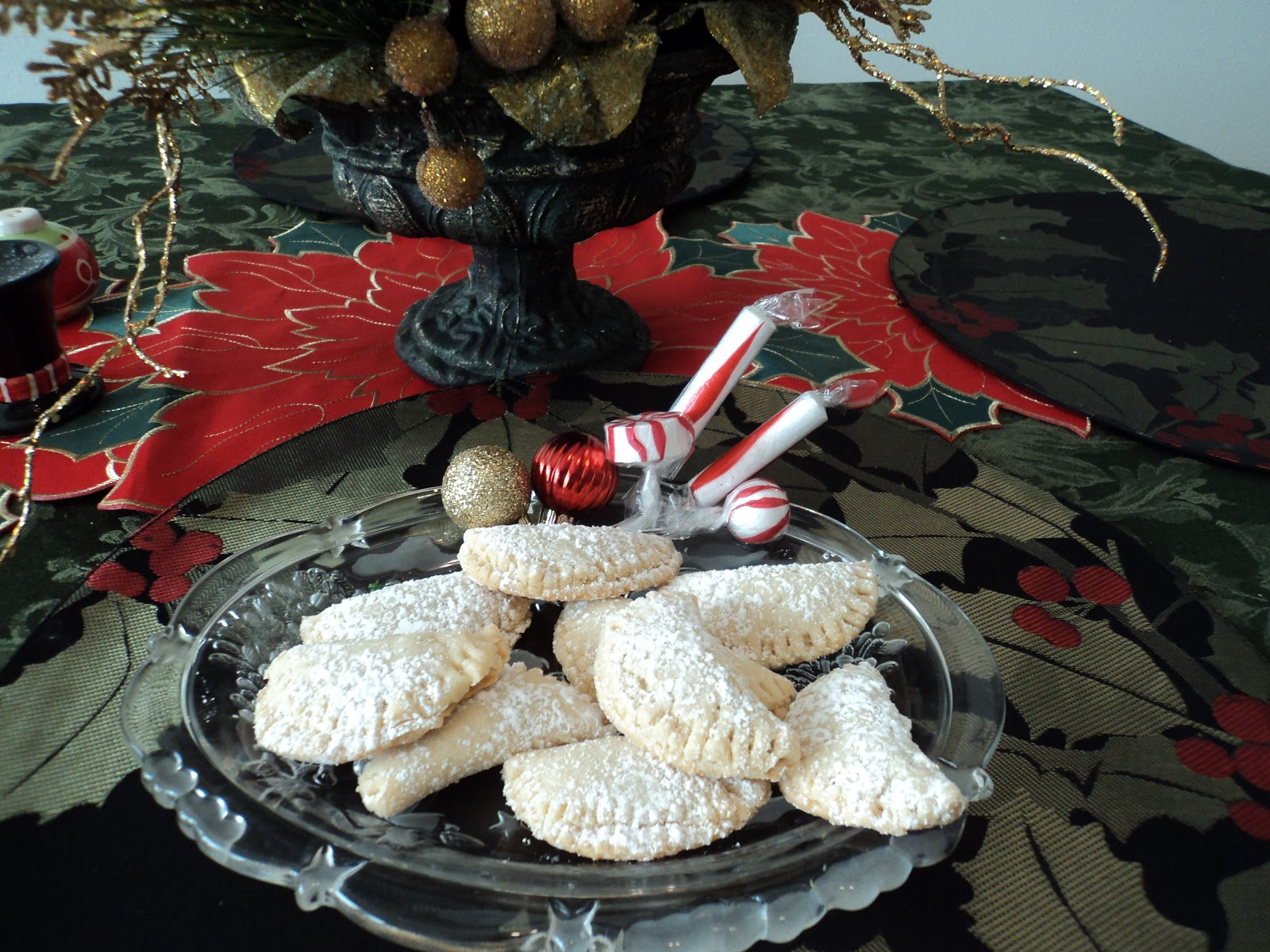 Cucina Nanette Italian Christmas Jam Cookies