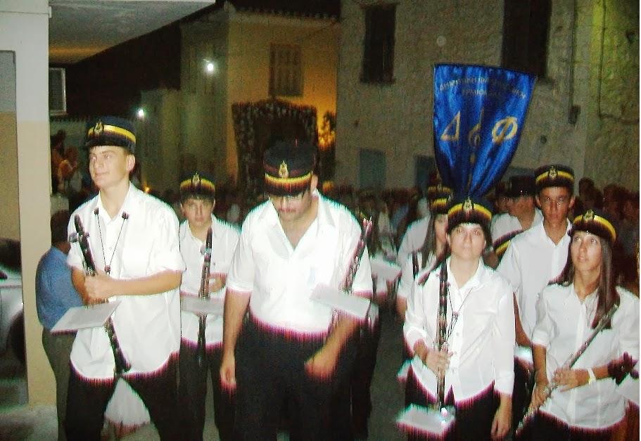 Με λαμπρότητα και  Θεία Κατάνυξη ο εορτασμός του Αγ. Ιωάννου Προδρόμου Προστάτη του Κρανιδίου...