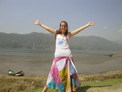 Pokhara en Nepal