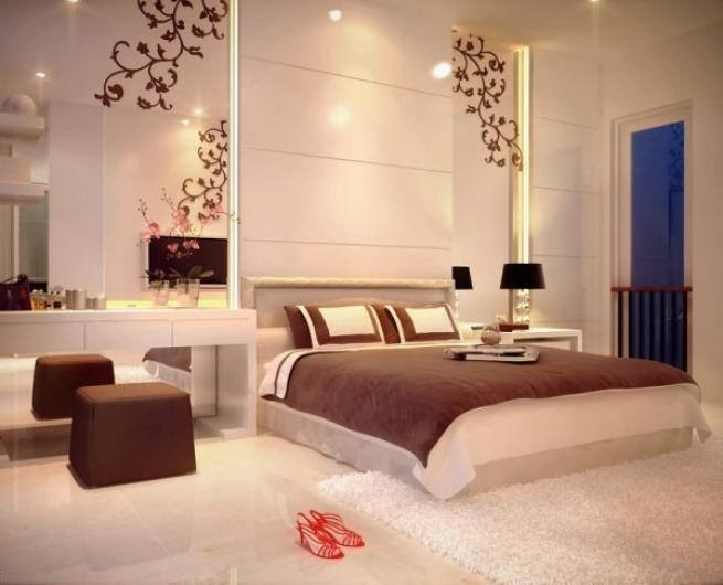 Arredim Shtëpie: Beautiful Designer Bedrooms