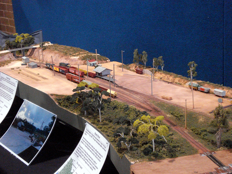 Modular Exhibition Stands Yard : Armchair modeller down under hobsons bay exhibition