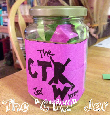 The CTW Jar from Hi! It's Jilly