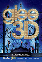 Glee: The 3D Concert Movie (2011) DVDRip 350MB