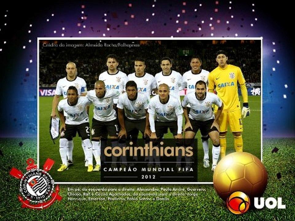 Fifa Corinthians bi Campeão Mundial e é Bi-campeão Mundial de