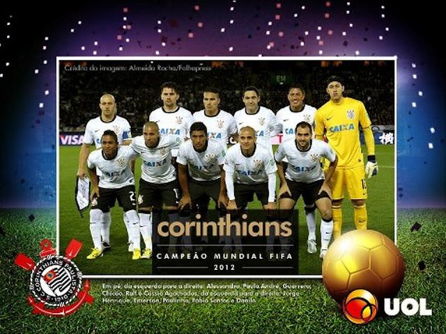 Corinthians vence Chelsea e é Bi-Campeão Mundial de Clubes
