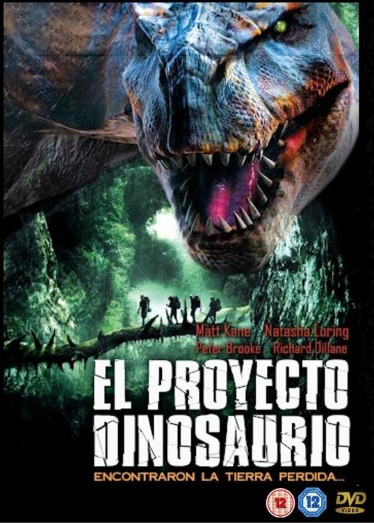 Proyecto Dinosaurio – BRRIP LATINO