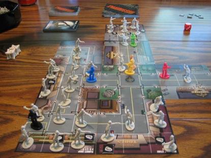 Papas other world board game review zombie - Zombie side gioco da tavolo ...