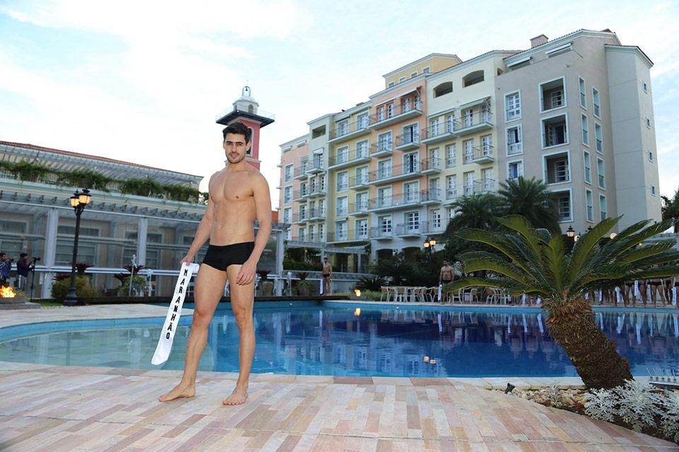 Mister Maranhão - Ricardo Barreto, 27 anos, 1,80 m - Foto: Leonardo Rodrigues