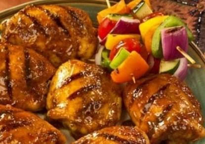 اشهى دجاج مشوى بالمرمرية من مطبخ حواء
