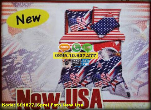 Sprei Fata New Usa