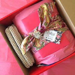 *************Redbird Vintage Box*************    A Styling Service for Vintage Loving Ladies