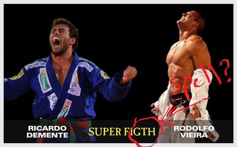 Rodolfo Vieira vs Cobrinha Rodolfo Vieira vs Ricardo
