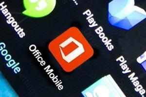 Microsoft Rilis Aplikasi Office untuk Android