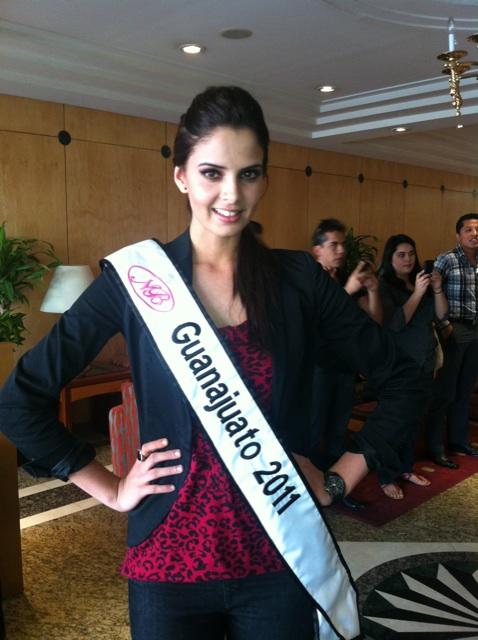 Nuestra Belleza Mexico beauty pageant