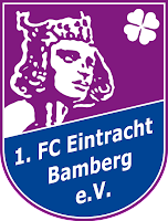 FC Eintracht Bamberg 2010 soccer team logo