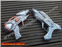 casting aluminum phaser