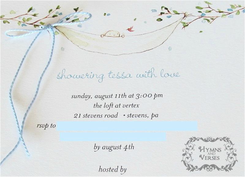 Boy Baby Shower Ideas Hymns And Verses