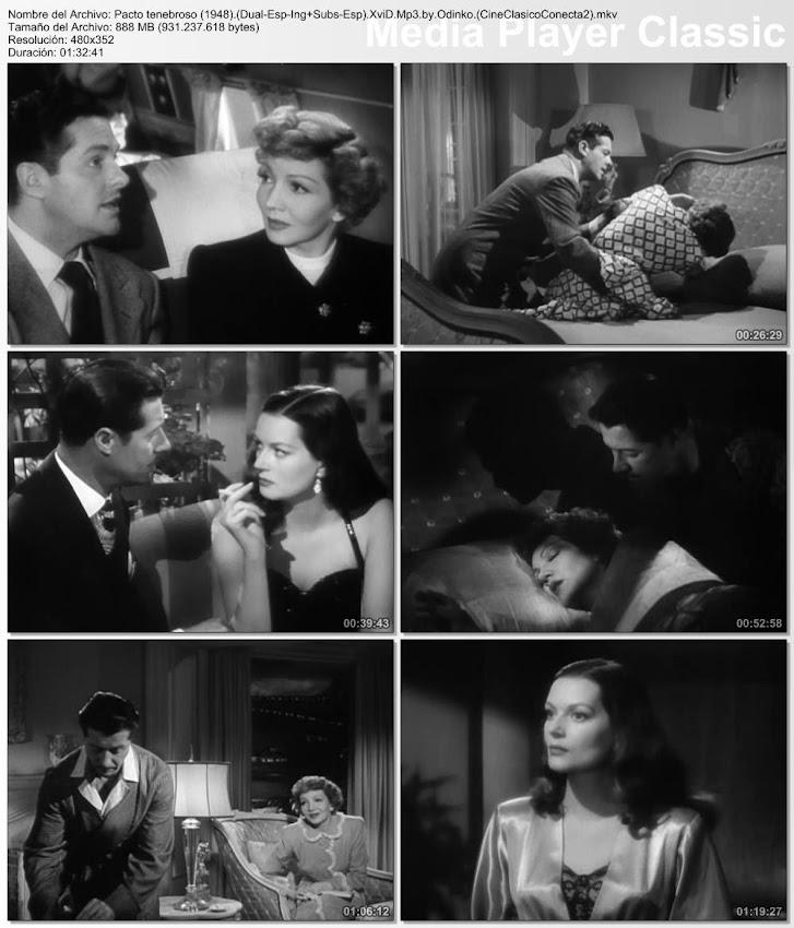 Imagenes, fotografías:Pacto tenebroso | 1948 | Sleep, My Love