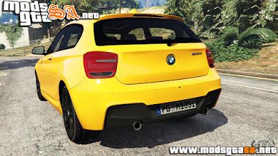 V - BMW M135i (F21) 2013 para GTA V PC
