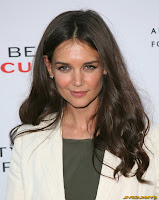 Katie Holmes Opening Night of Beauty Culture at The Annenberg Space For Photography