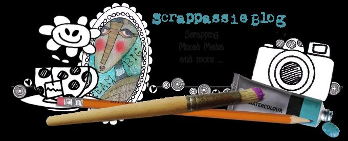 Scrappassie Blog