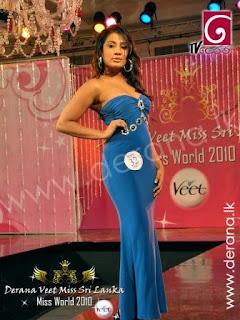 Deena Thissera sl model