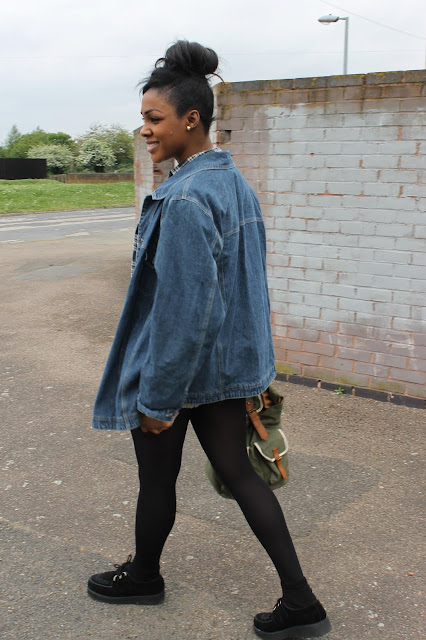Trend: Oversized Denim Jackets
