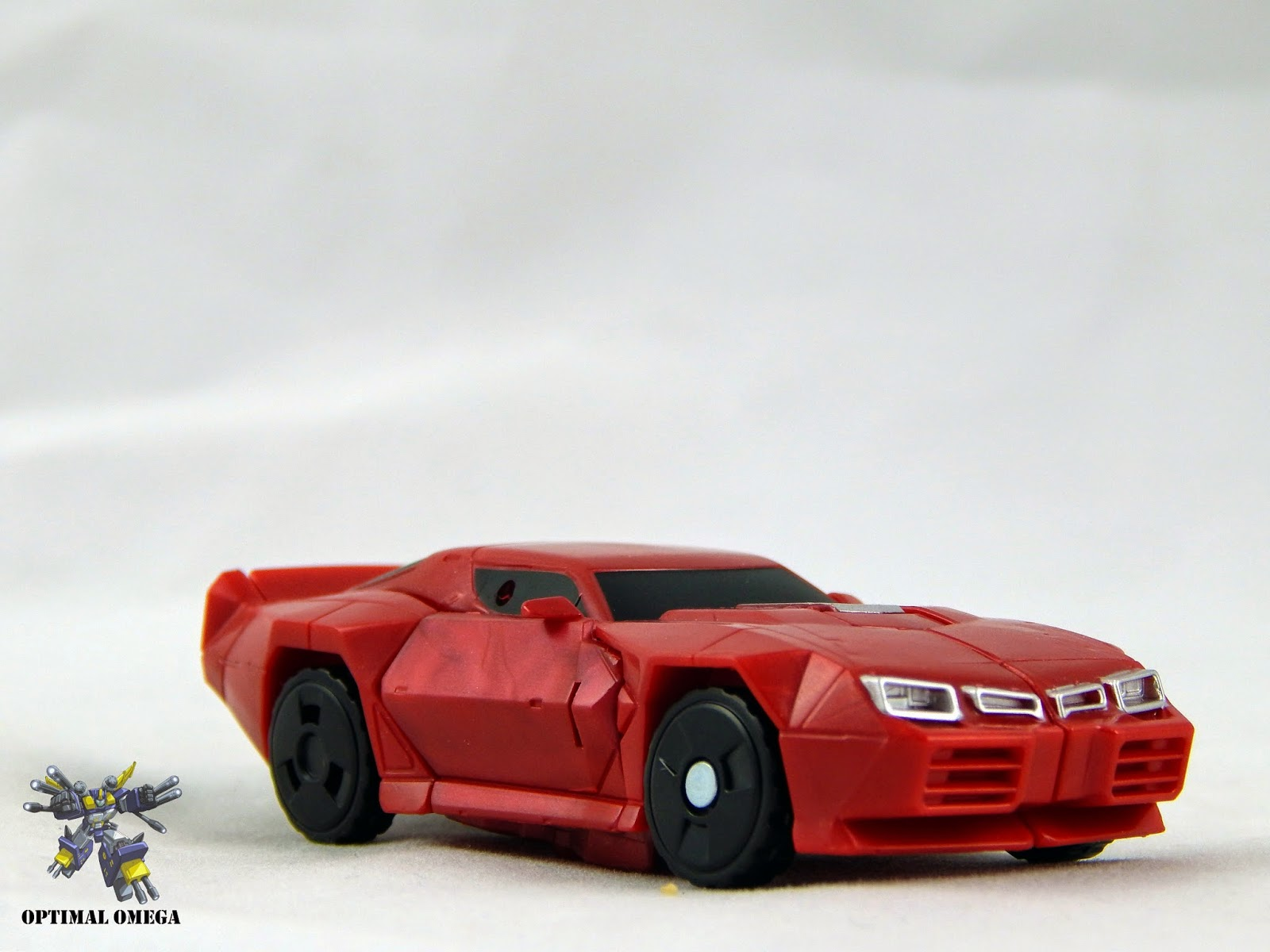 Windcharger Transforms Into A Camaro Type Car. Or A Trans Am Type Car. Itu0027s  A Red Sports Car. The Red Definitely Looks Much, Much Better Than  Tailgateu0027s ...